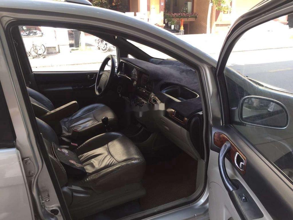 Cần bán Chevrolet Vivant sản xuất năm 2008, màu bạc  (8)