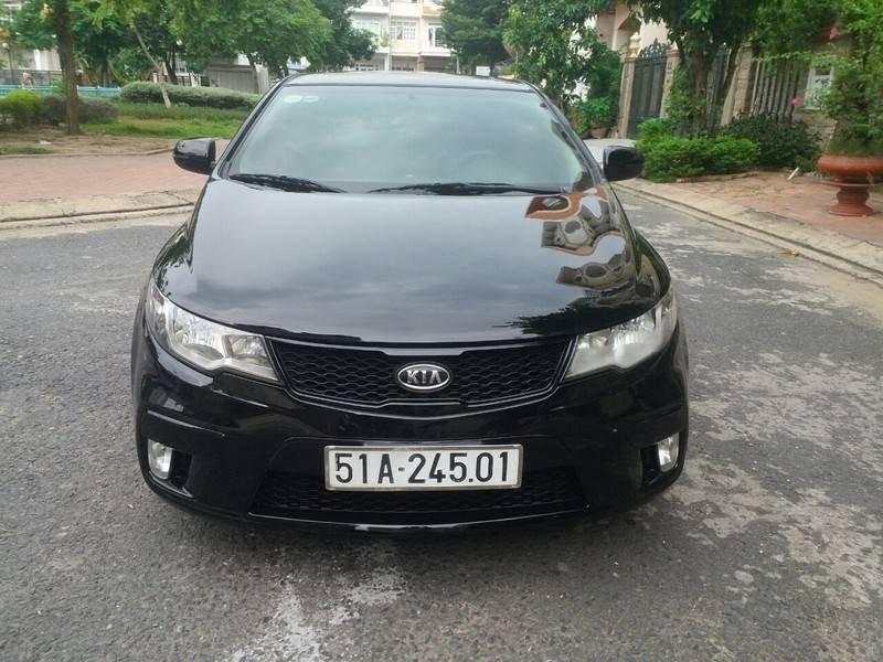 Cần bán xe Kia Cerato 2011, màu đen, xe nhập (12)