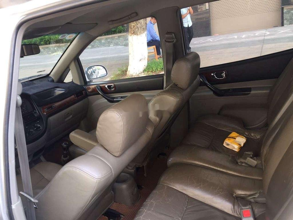 Cần bán Chevrolet Vivant sản xuất năm 2008, màu bạc  (9)