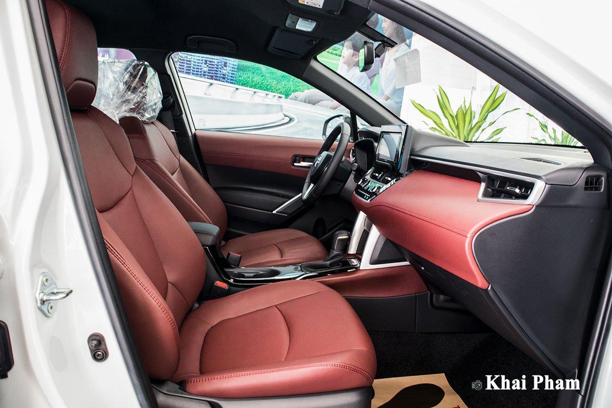 Ảnh Ghế phụ xe Toyota Corolla Cross 1.8G 2020 a1
