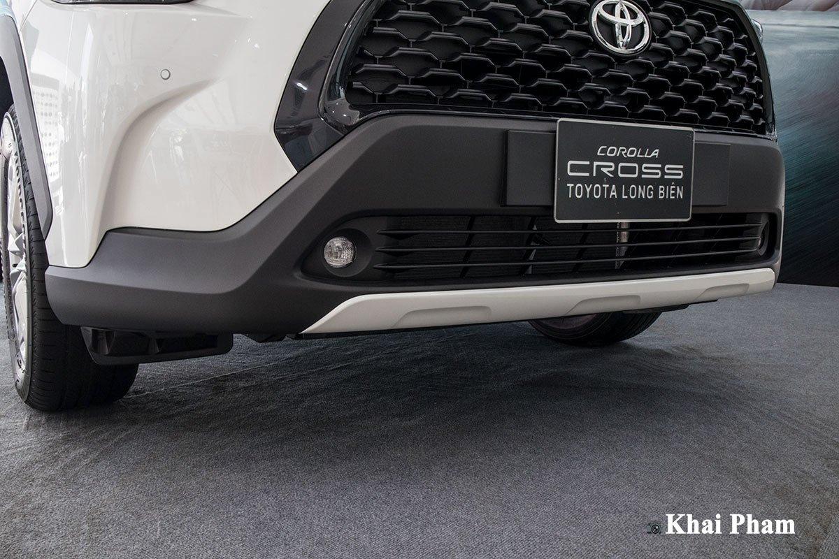 Ảnh Cản trước xe Toyota Corolla Cross 1.8G 2020