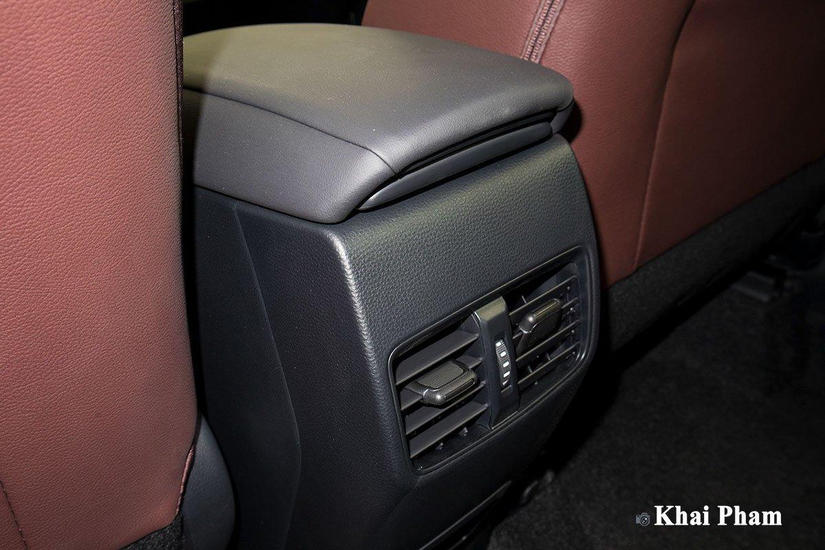 Ảnh Cửa gió điều hoà xe Toyota Corolla Cross 1.8G 2020