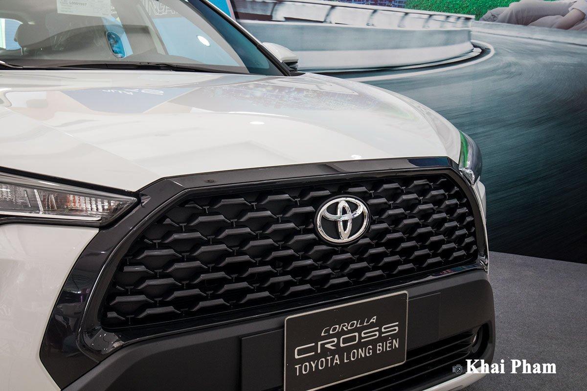 Ảnh Lưới tản nhiệt xe Toyota Corolla Cross 1.8G 2020