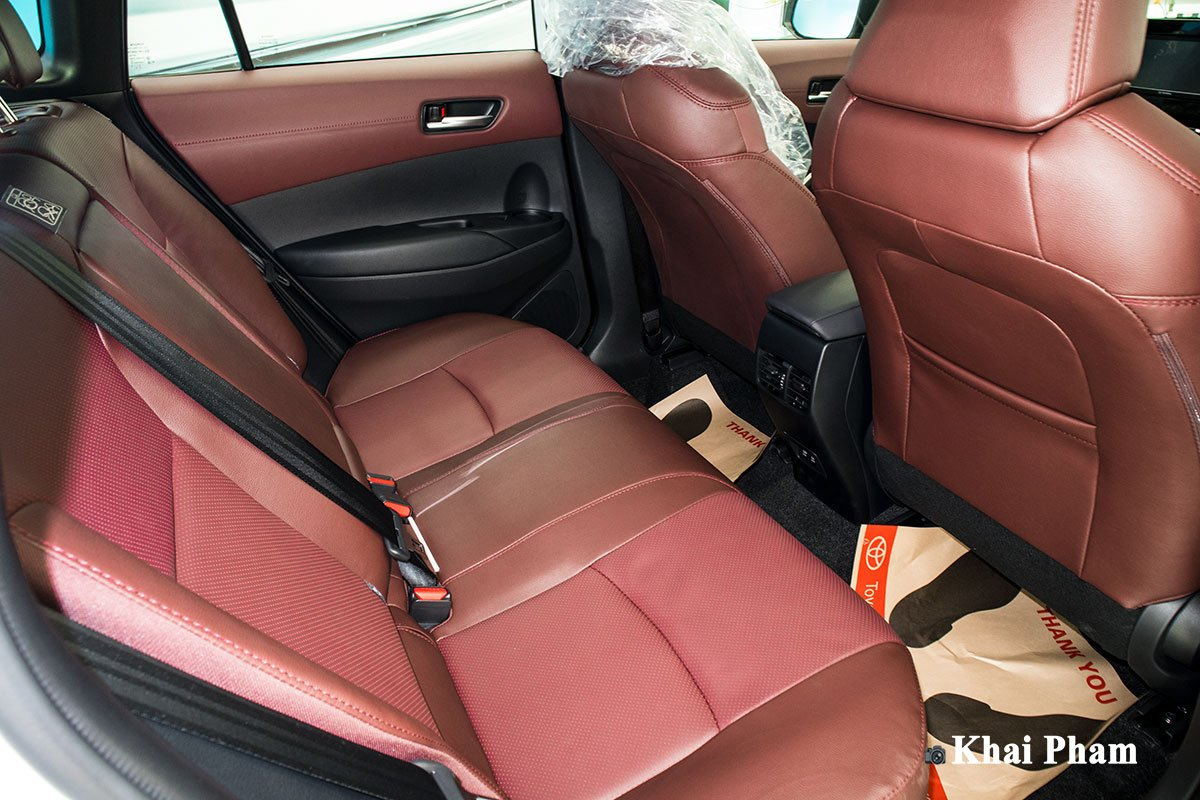 Ảnh Ghế sau xe Toyota Corolla Cross 1.8G 2020