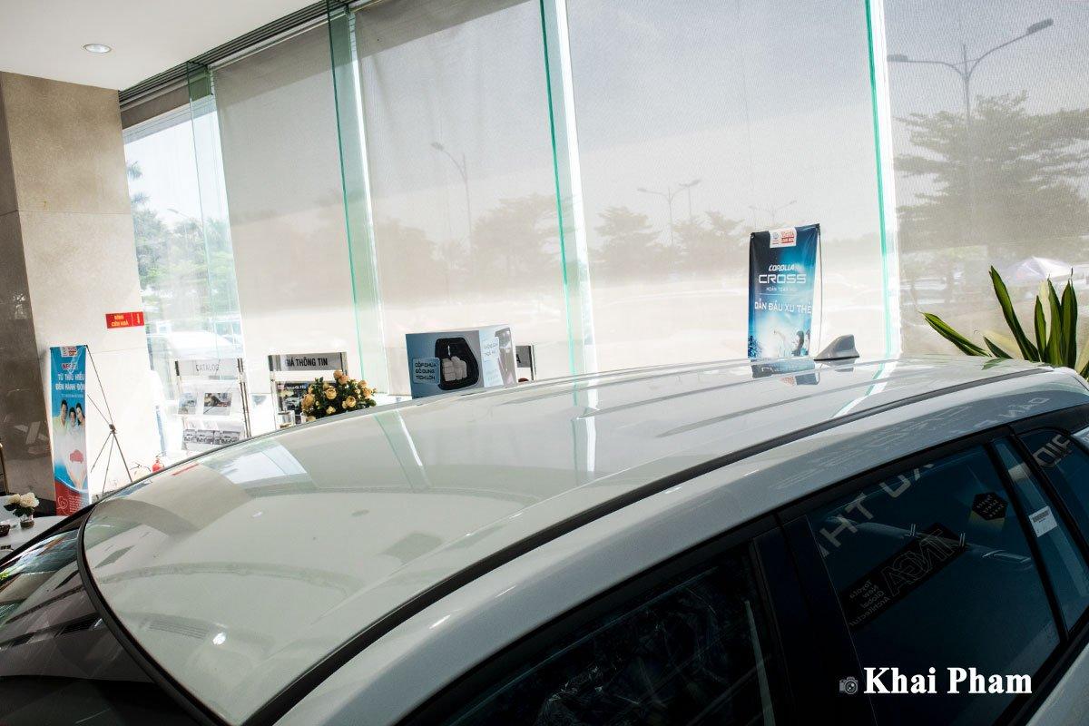 Ảnh trần xe Toyota Corolla Cross 1.8G 2020 a1