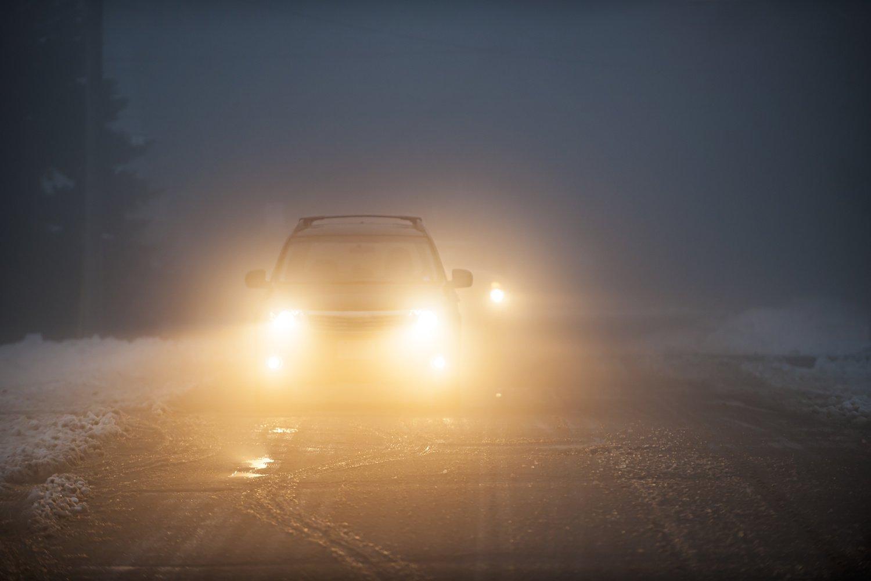 Công nghệ đèn sương mù đã