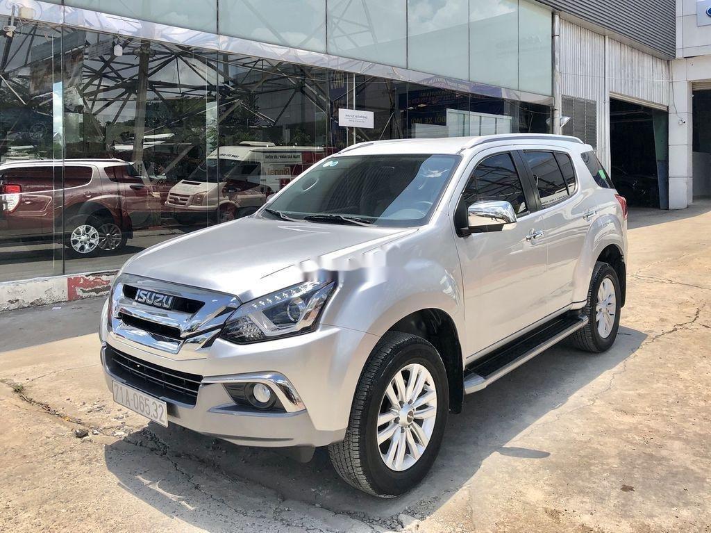 Bán Isuzu Dmax 2018, màu bạc, xe nhập, số tự động (7)