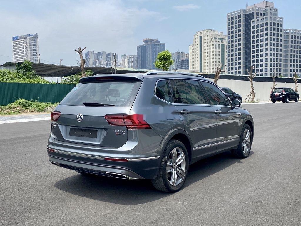 Cần bán lại xe Volkswagen Tiguan 2018, màu xám, nhập khẩu nguyên chiếc (5)