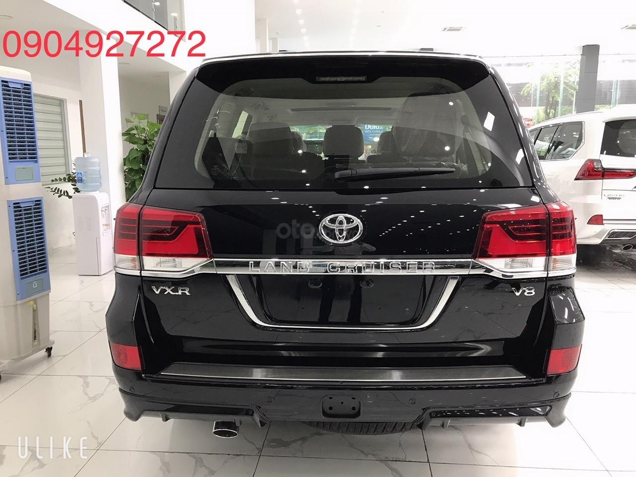 Bán xe Toyota Landcruiser VX-R sx 2020 (4)