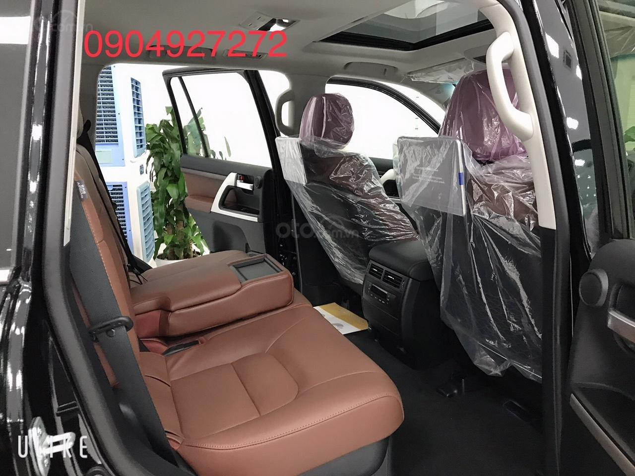 Bán xe Toyota Landcruiser VX-R sx 2020 (11)