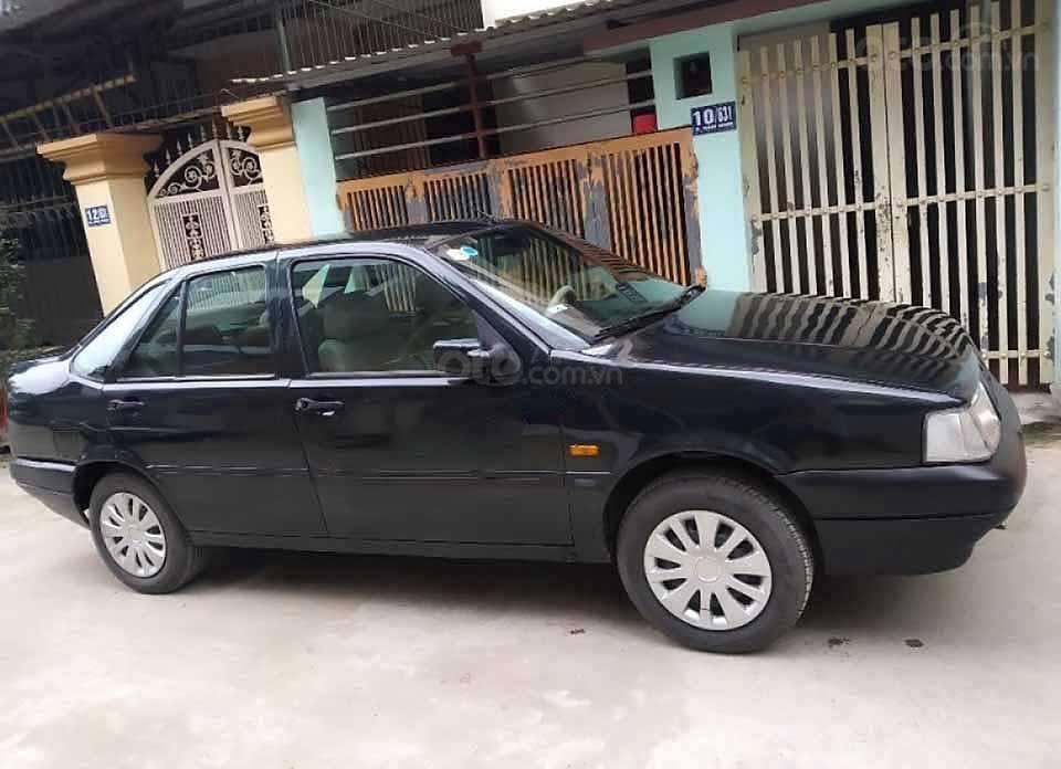 Cần bán Fiat Tempra 1.6 MT năm 1996, màu xanh đen (1)