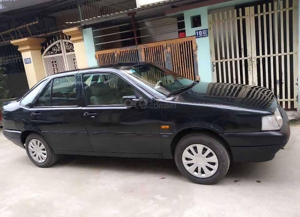 Cần bán Fiat Tempra 1.6 MT năm 1996, màu xanh đen (3)