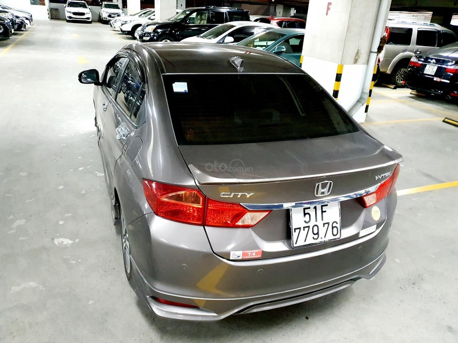Honda City sx 2016, số tự động, số km là 37400km (8)