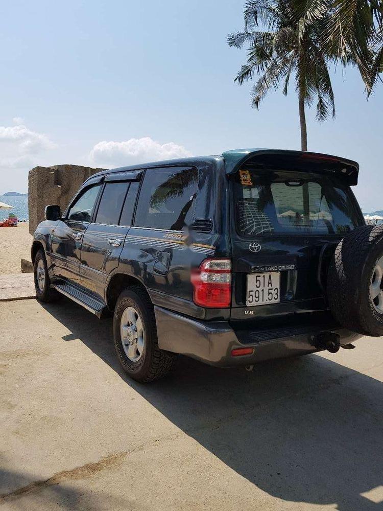 Bán Toyota Land Cruiser 2001, xe nhập (2)