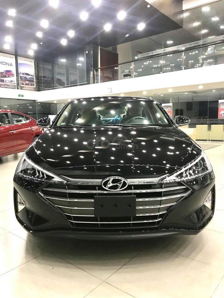 [Hyundai Elantra ưu đại cực khủng] trả trước 178tr xe có sẵn đủ màu giao ngay tại Tây Ninh   (2)