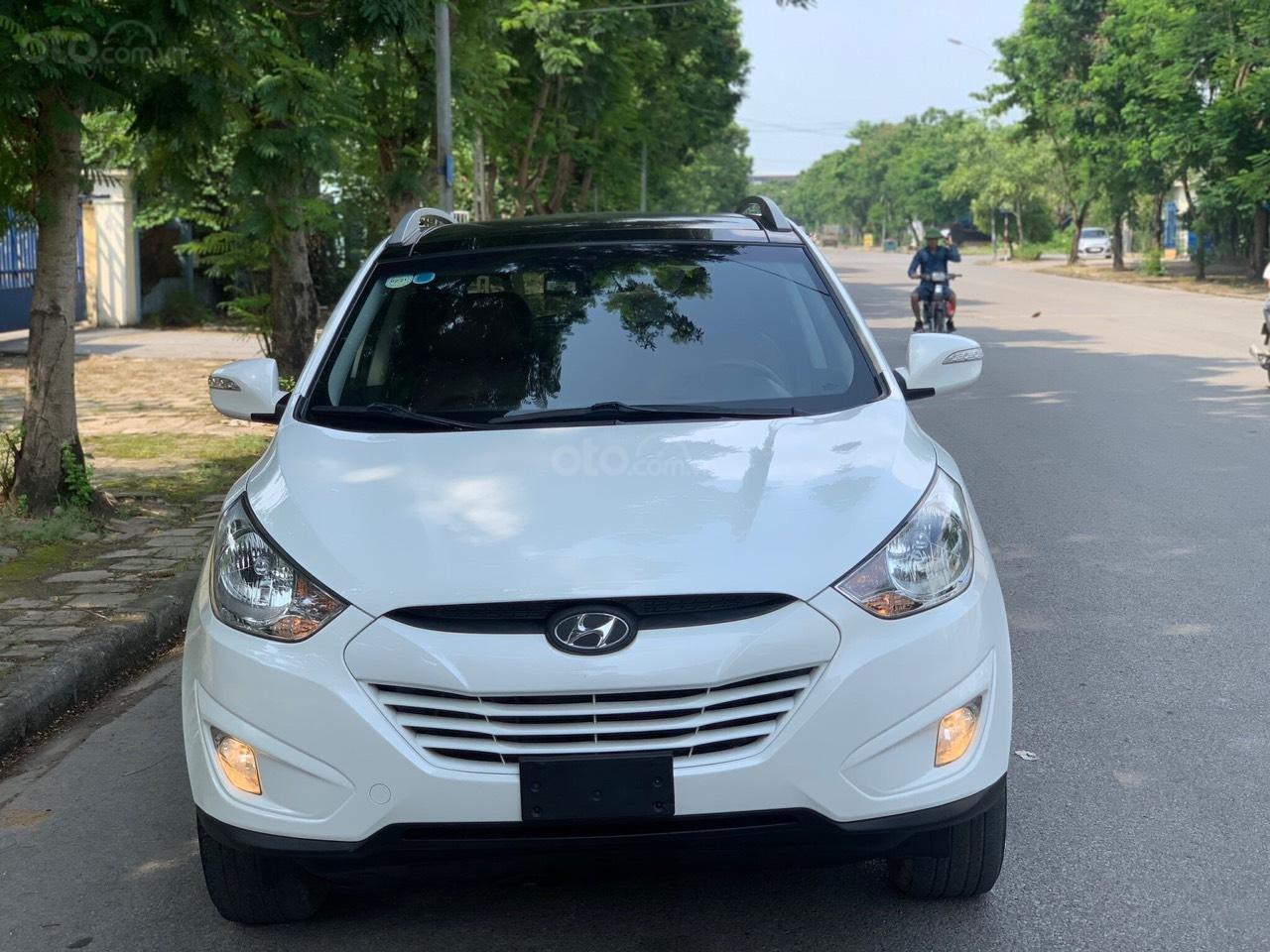Bán nhanh Hyundai Tucson năm sản xuất 2012 xe đẹp nguyên bản (1)