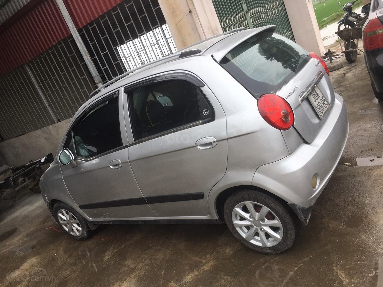 Bán ô tô Chevrolet Spark năm sản xuất 2010 chỉ 85 triệu, xem xe ở Ý Yên, Nam Định (1)