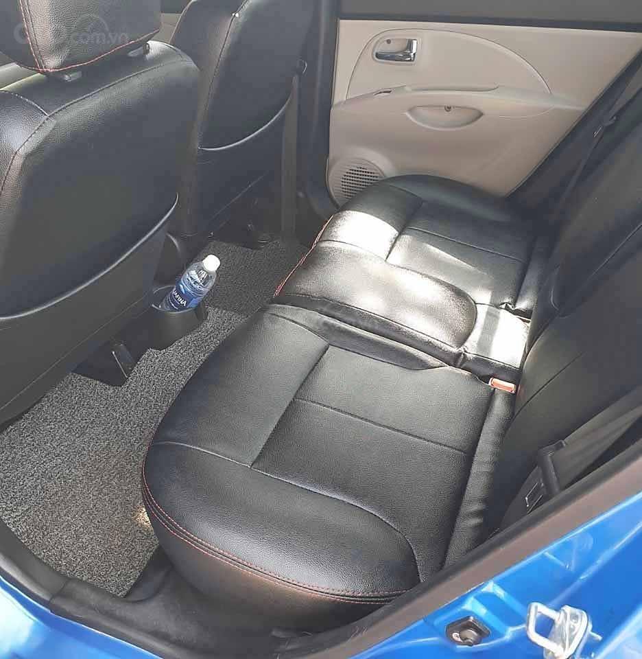 Bán xe Kia Picanto đời 2007, màu xanh lam, nhập khẩu nguyên chiếc, giá chỉ 167 triệu (4)