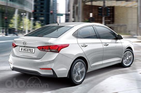 Giảm nóng 50% TTB - Hyundai Accent 2020 - giá hời mùa Covid - tặng thêm phụ kiện chính hãng (3)