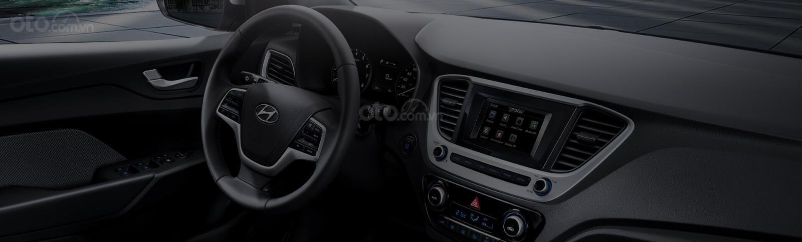 Giảm nóng 50% TTB - Hyundai Accent 2020 - giá hời mùa Covid - tặng thêm phụ kiện chính hãng (5)