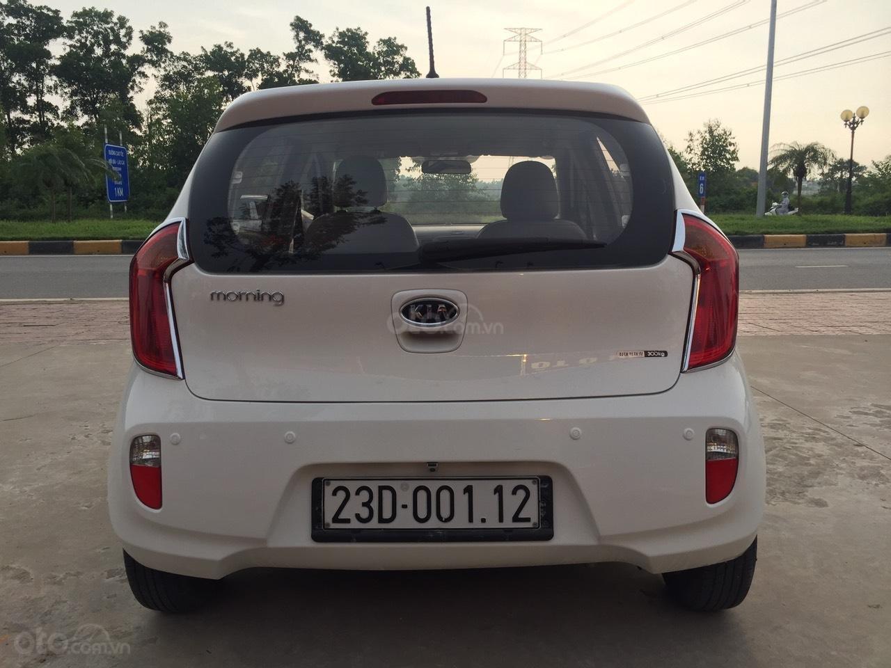 Bán nhanh Kia Morning 2012 xe đẹp nguyên bản (2)