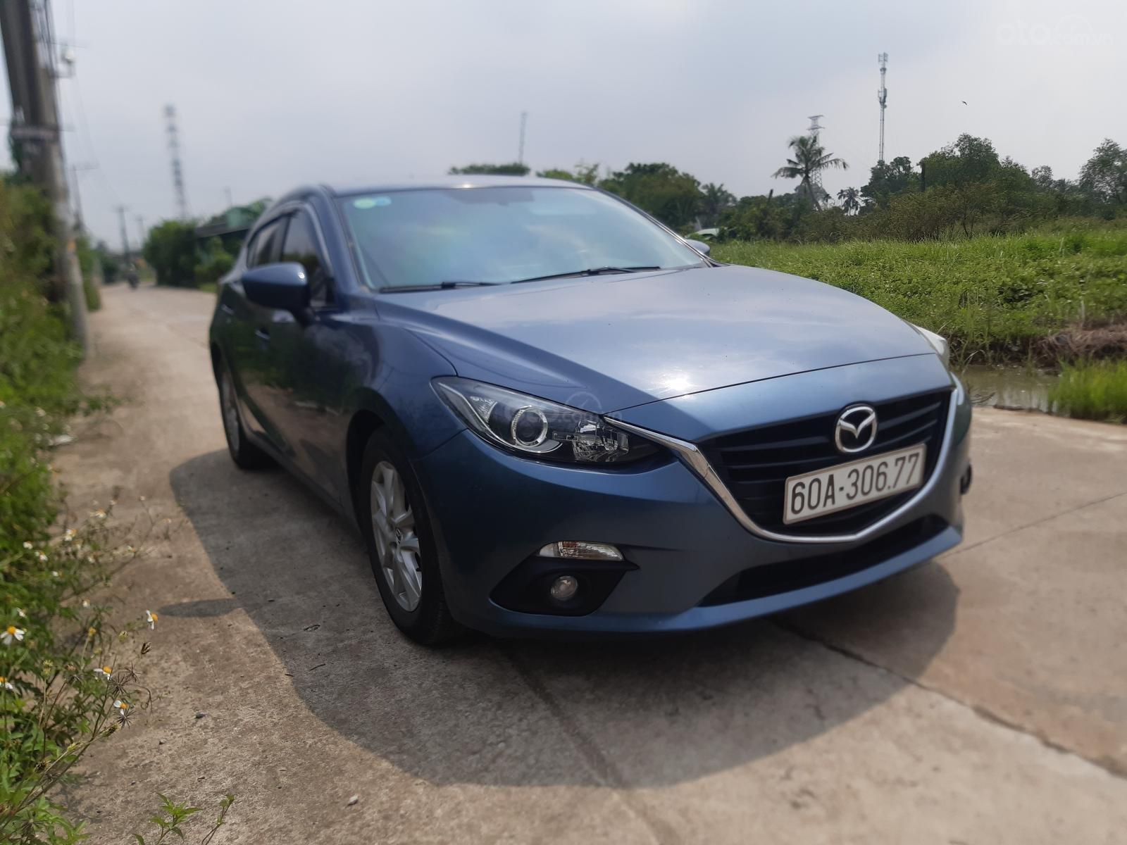 Bán Mazda 3 8/2016, 490 triệu, một chủ mua mới từ đầu (5)