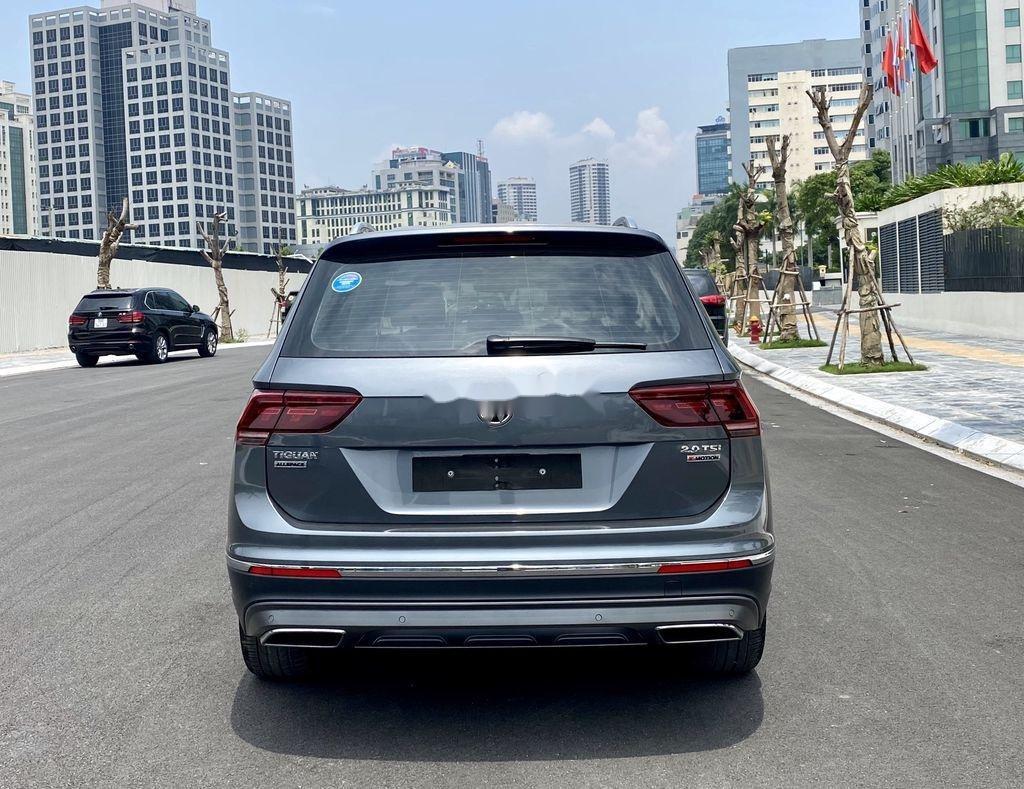 Cần bán lại xe Volkswagen Tiguan 2018, màu xám, nhập khẩu nguyên chiếc (6)