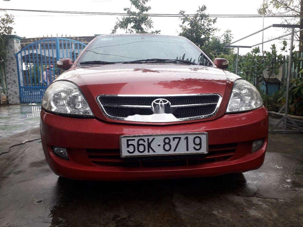 Bán Lifan 520 sản xuất 2007, màu đỏ, nhập khẩu (1)