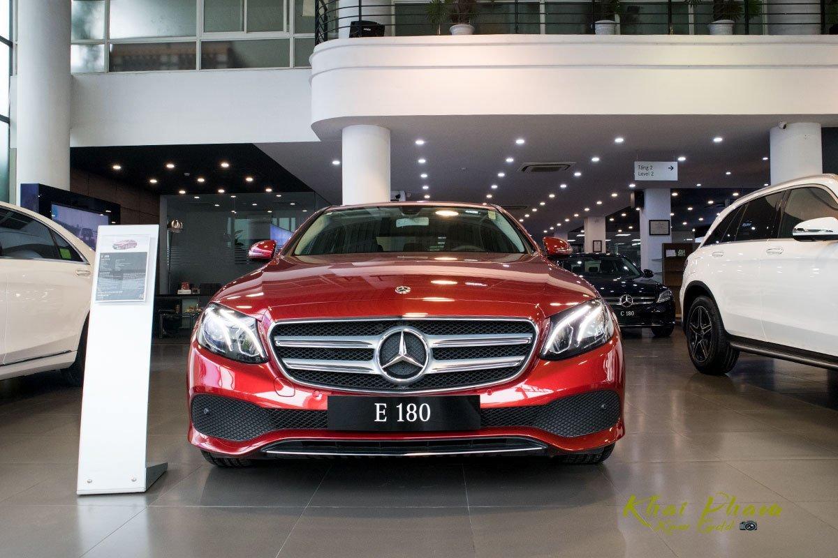 Giá xe Mercedes-Benz E-Class mới nhất 2.