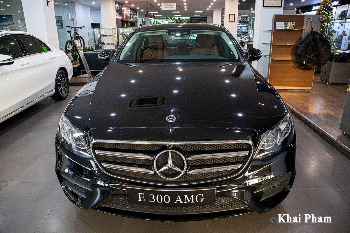 Giá xe Mercedes-Benz E-Class mới nhất 1.