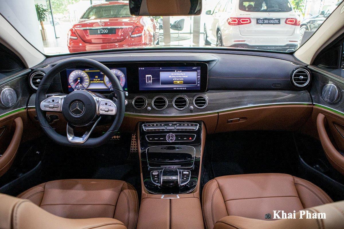 Nội thất Mercedes-Benz E-Class 2020 3.