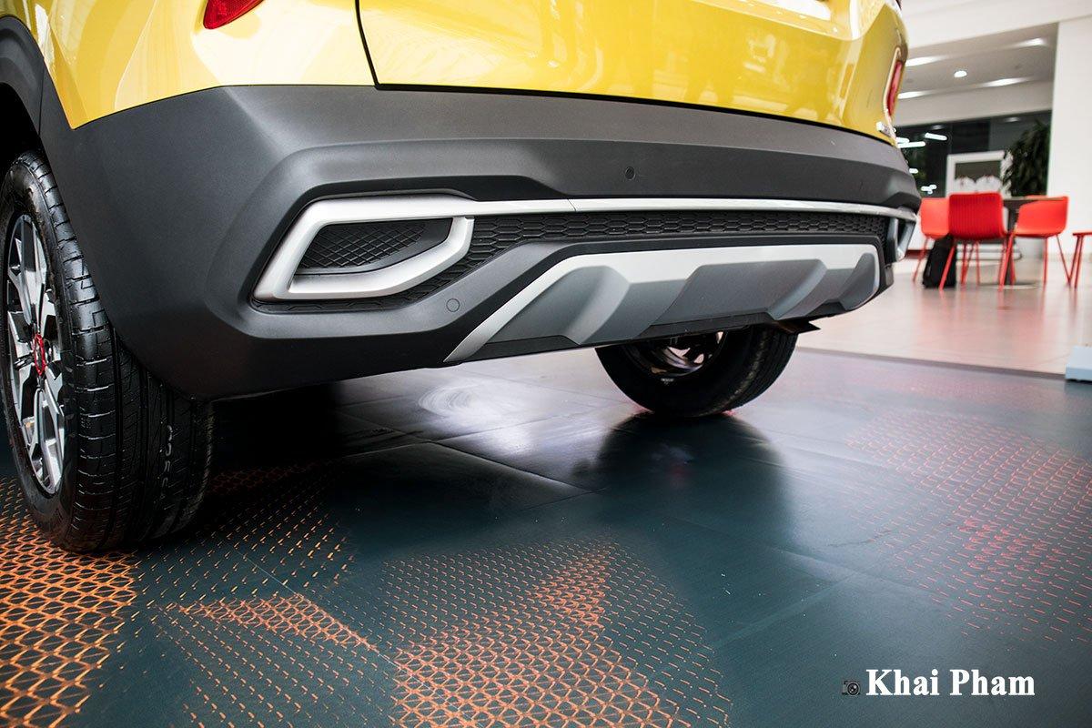 Ảnh Cản sau xe Kia Seltos Luxury 2020