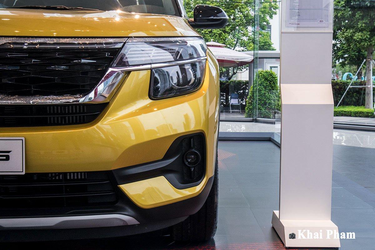 Ảnh Đèn pha xe Kia Seltos Luxury 2020 a1