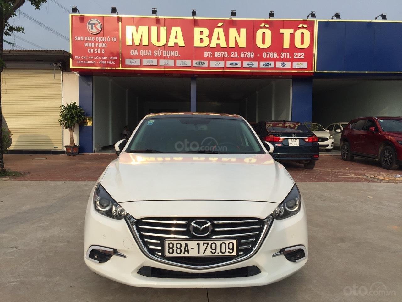 Bán nhanh xe Mazda 3 đời 2017, giá chỉ 545 triệu (1)