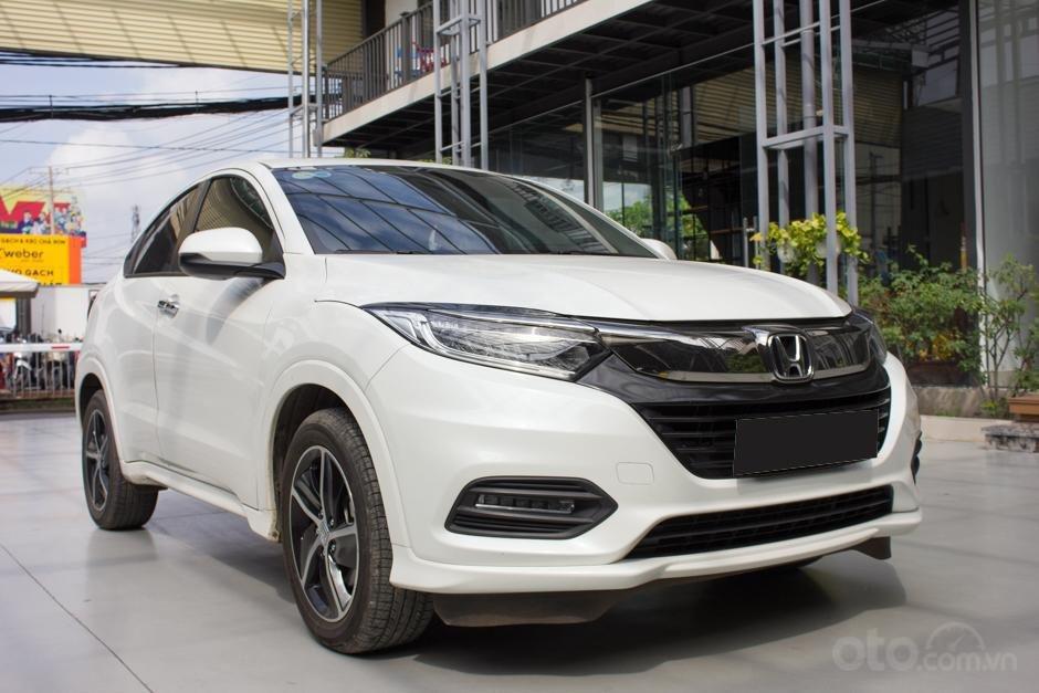 Bán xe Honda HRV 1.8L 2019 ĐK 2020, cực đẹp (2)
