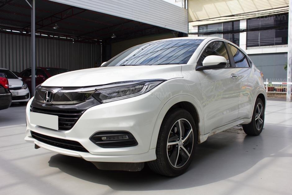 Bán xe Honda HRV 1.8L 2019 ĐK 2020, cực đẹp (3)