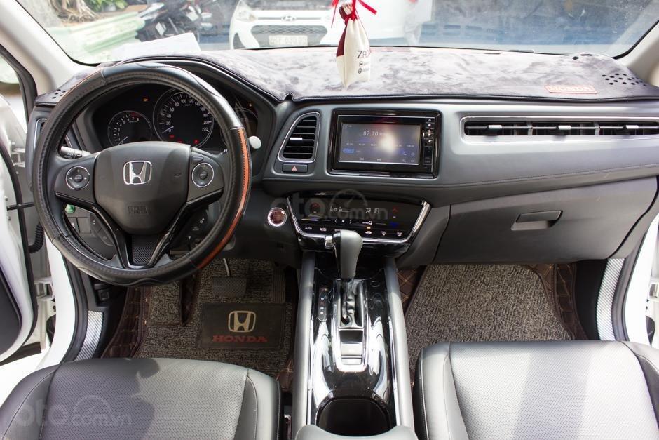 Bán xe Honda HRV 1.8L 2019 ĐK 2020, cực đẹp (7)