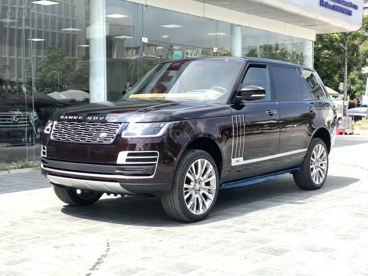 Bán xe Range Rover SV Autobiography 3.0 màu đỏ 2020, xe có sẵn giao ngay toàn quốc, giá tốt LH Ms Hương (1)