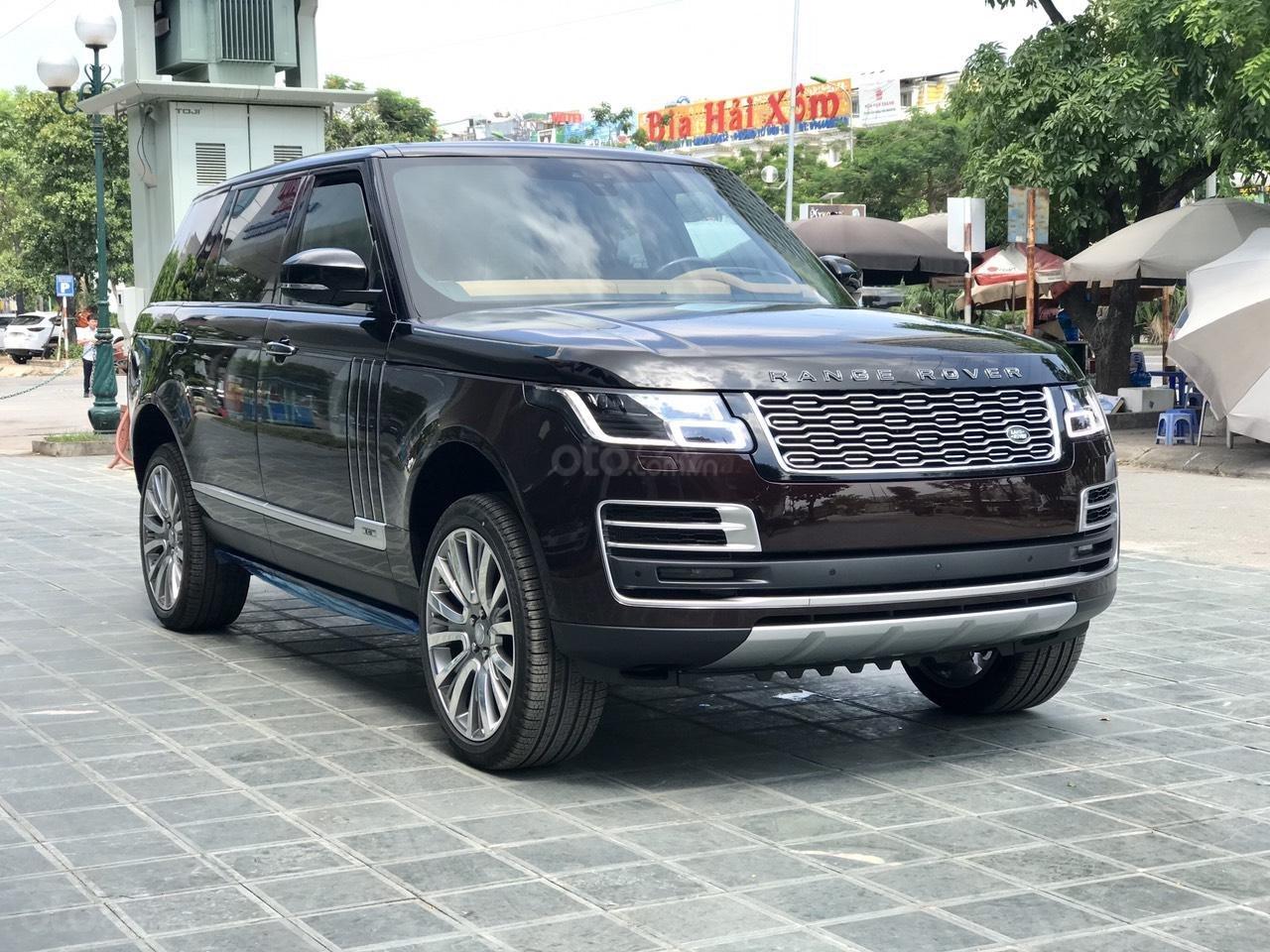 Bán xe Range Rover SV Autobiography 3.0 màu đỏ 2020, xe có sẵn giao ngay toàn quốc, giá tốt LH Ms Hương (4)