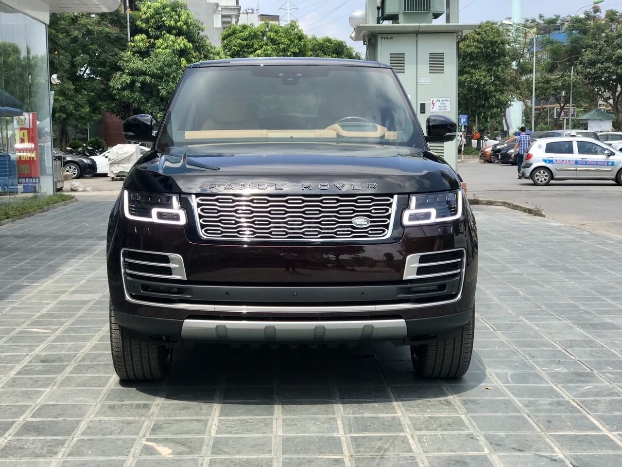 Bán xe Range Rover SV Autobiography 3.0 màu đỏ 2020, xe có sẵn giao ngay toàn quốc, giá tốt LH Ms Hương (3)