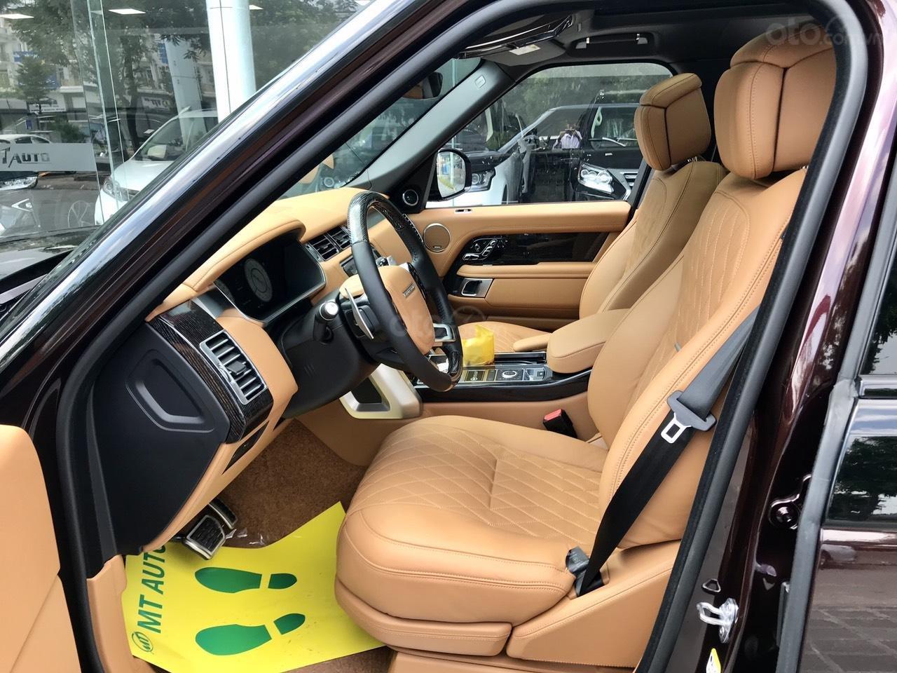 Bán xe Range Rover SV Autobiography 3.0 màu đỏ 2020, xe có sẵn giao ngay toàn quốc, giá tốt LH Ms Hương (6)