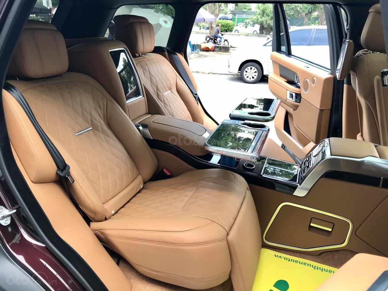 Bán xe Range Rover SV Autobiography 3.0 màu đỏ 2020, xe có sẵn giao ngay toàn quốc, giá tốt LH Ms Hương (8)
