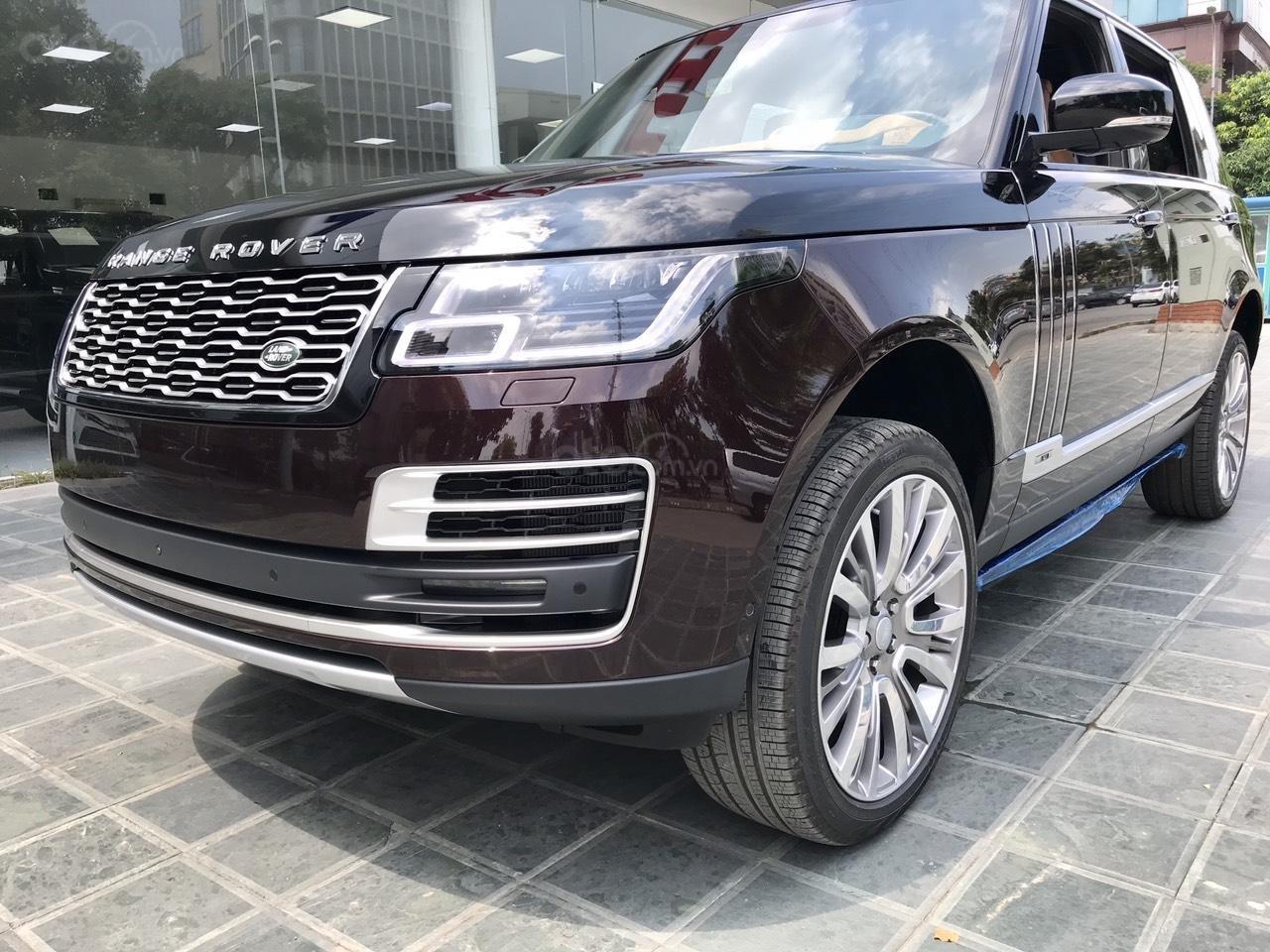 Bán xe Range Rover SV Autobiography 3.0 màu đỏ 2020, xe có sẵn giao ngay toàn quốc, giá tốt LH Ms Hương (14)