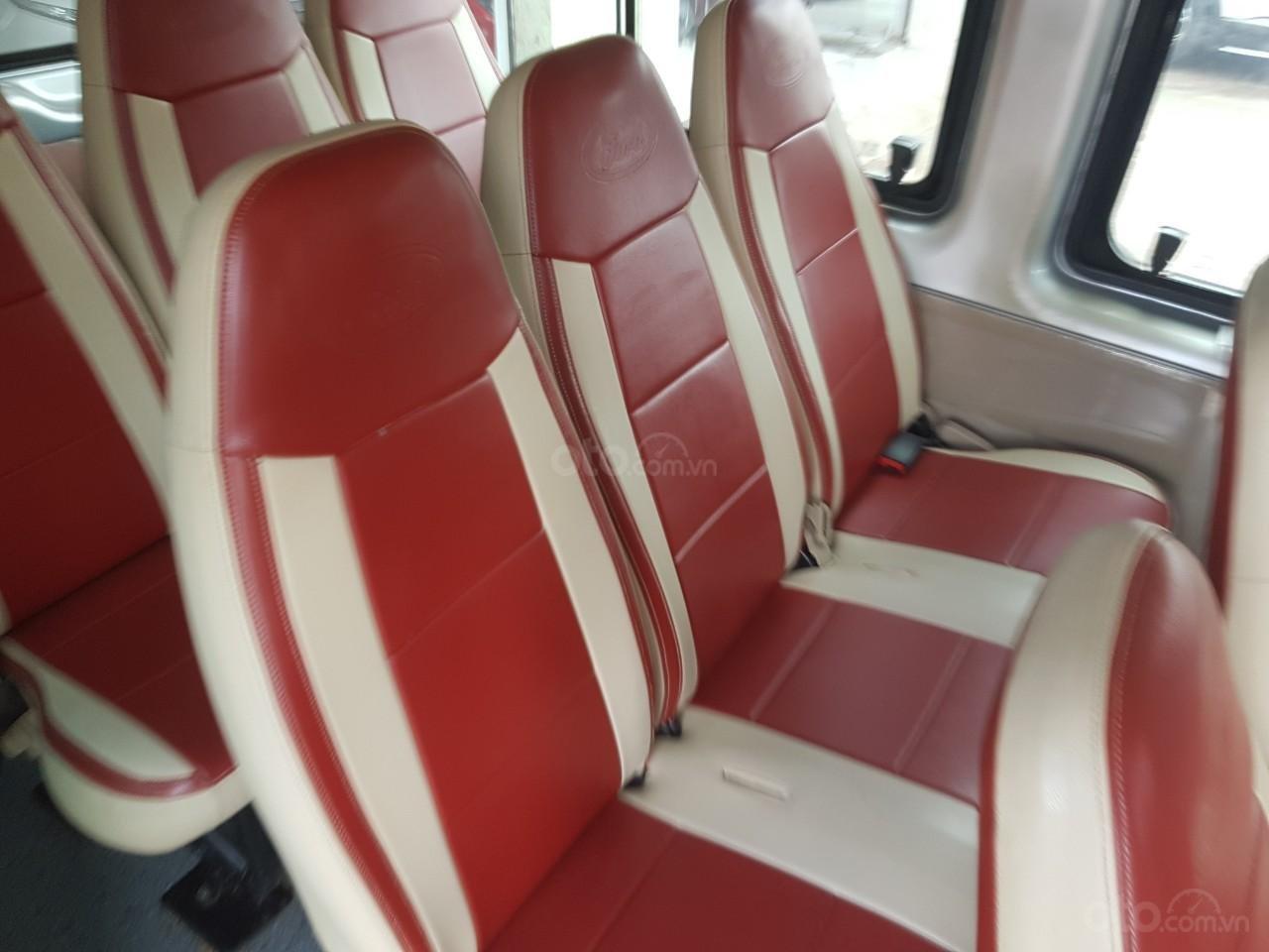 Bán xe Ford Transit 2013, đăng ký 2014, xe chỉ đưa đón học sinh, không chạy tuyến, giá 310tr (8)
