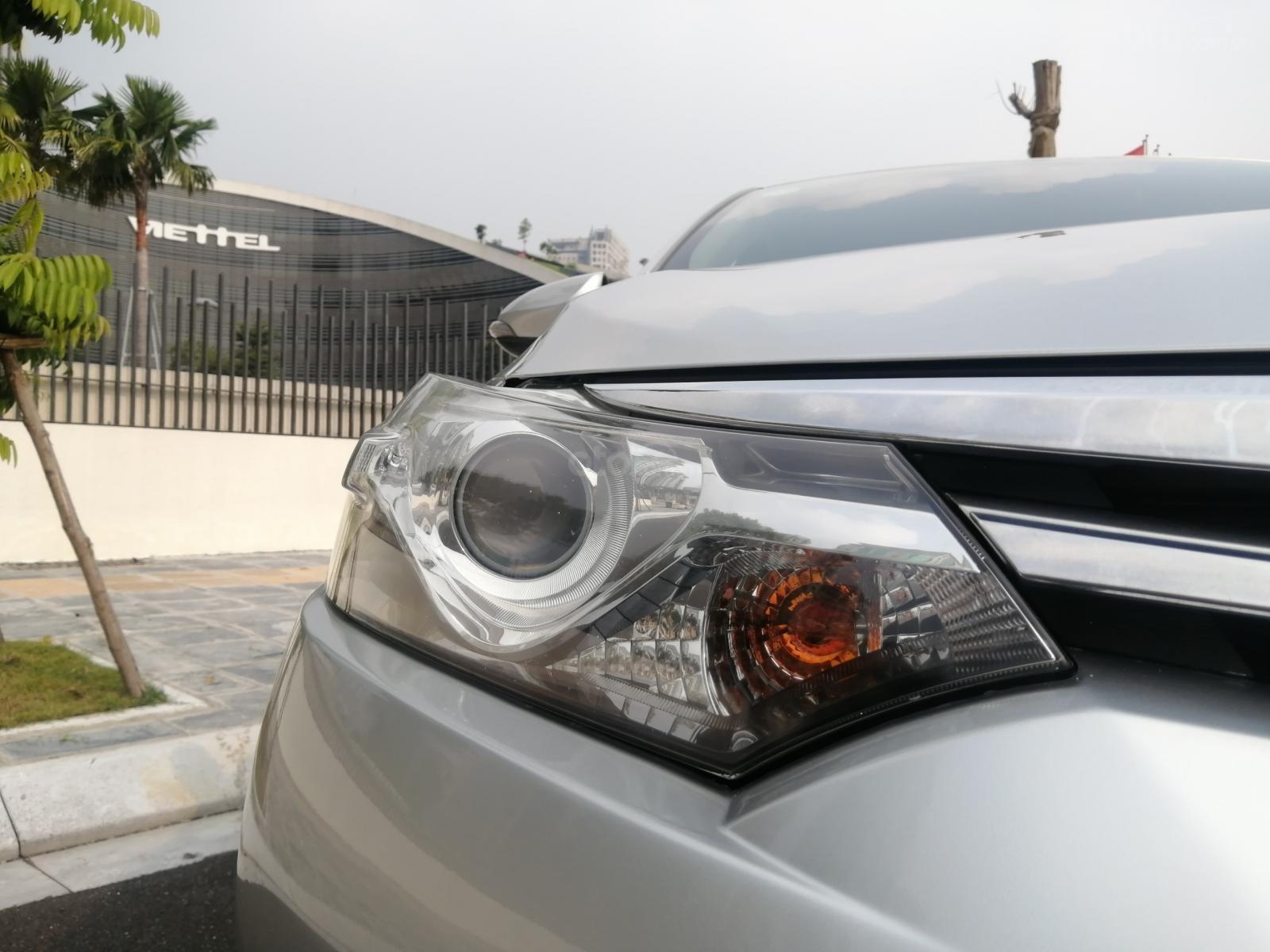 Toyota Mỹ Đình - trung tâm xe đã qua sử dụng - cần bán Toyota Vios đời 2014, 419tr (4)