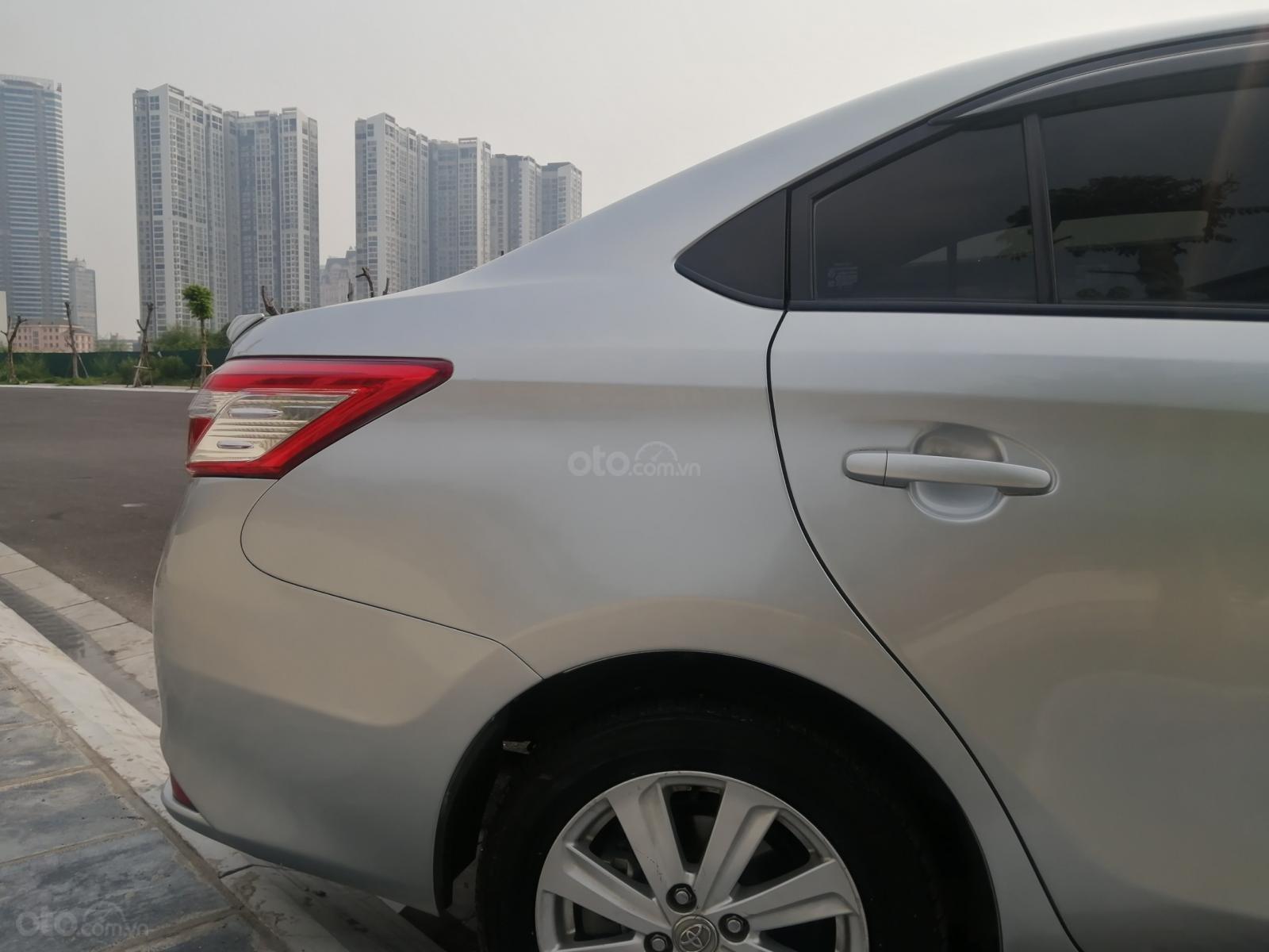 Toyota Mỹ Đình - trung tâm xe đã qua sử dụng - cần bán Toyota Vios đời 2014, 419tr (8)
