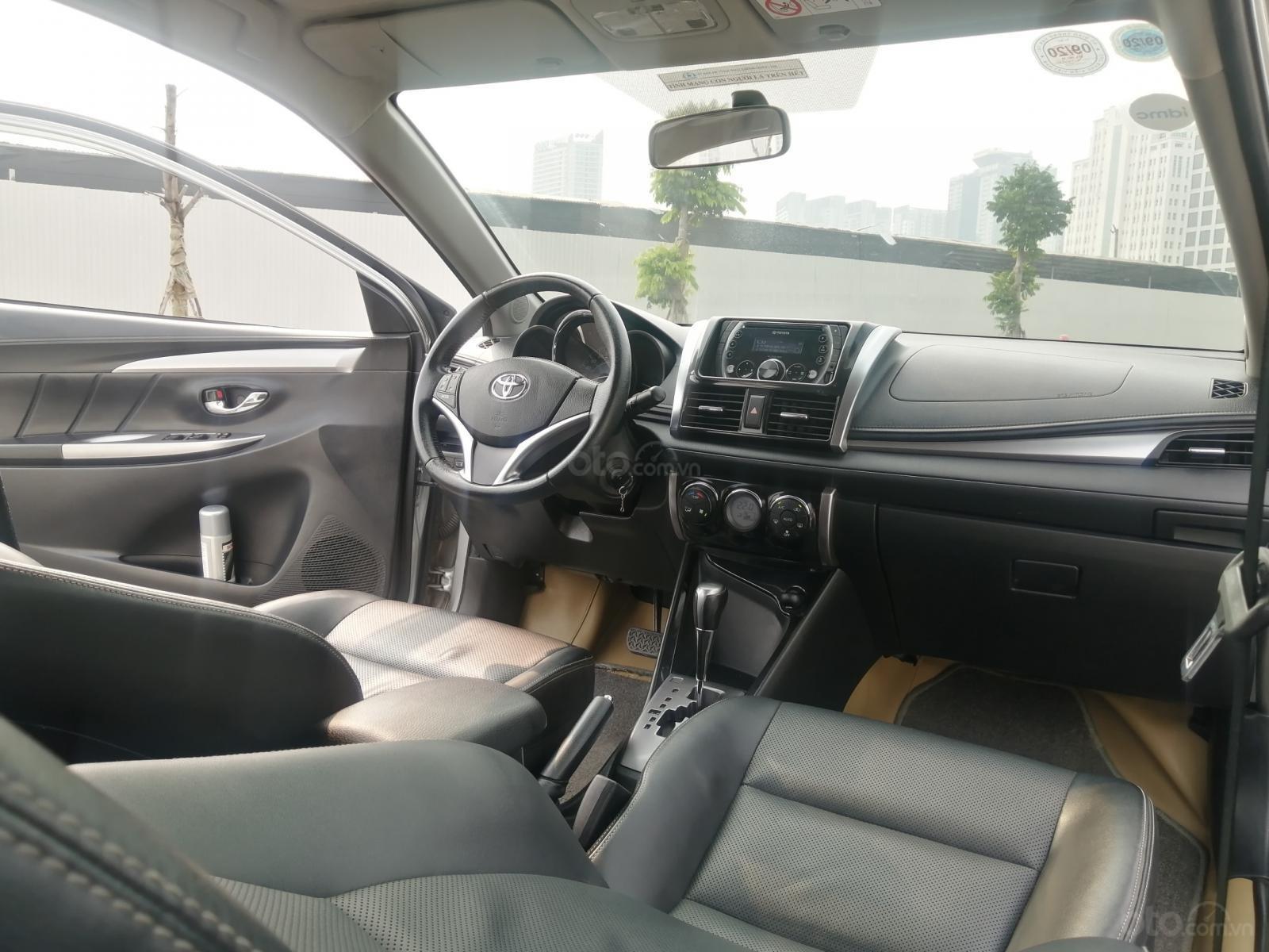 Toyota Mỹ Đình - trung tâm xe đã qua sử dụng - cần bán Toyota Vios đời 2014, 419tr (9)