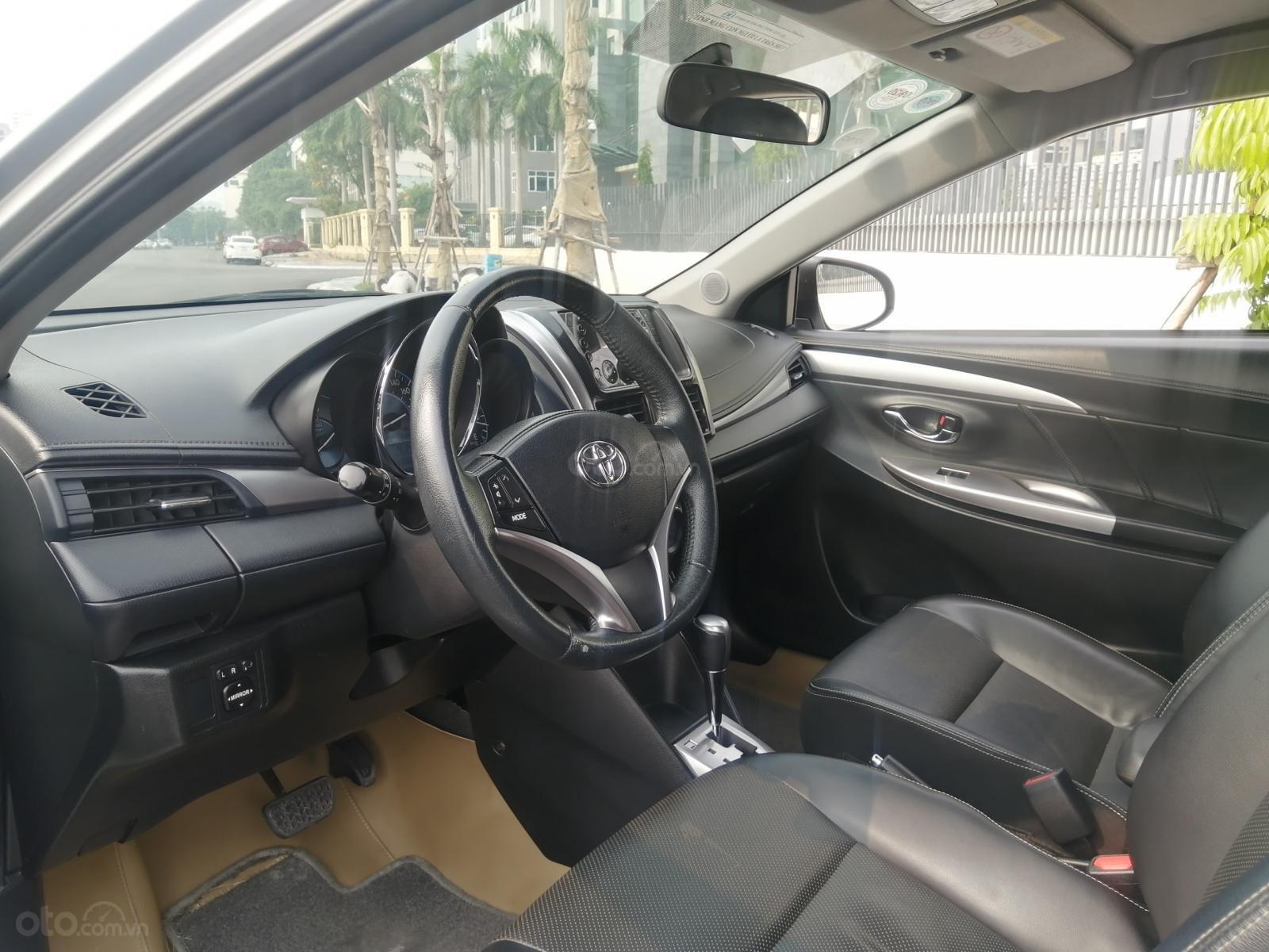 Toyota Mỹ Đình - trung tâm xe đã qua sử dụng - cần bán Toyota Vios đời 2014, 419tr (11)