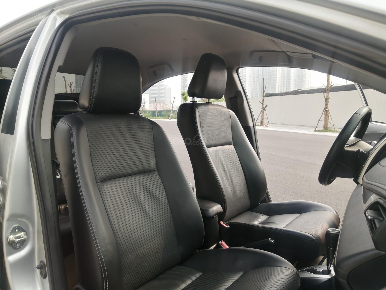 Toyota Mỹ Đình - trung tâm xe đã qua sử dụng - cần bán Toyota Vios đời 2014, 419tr (13)
