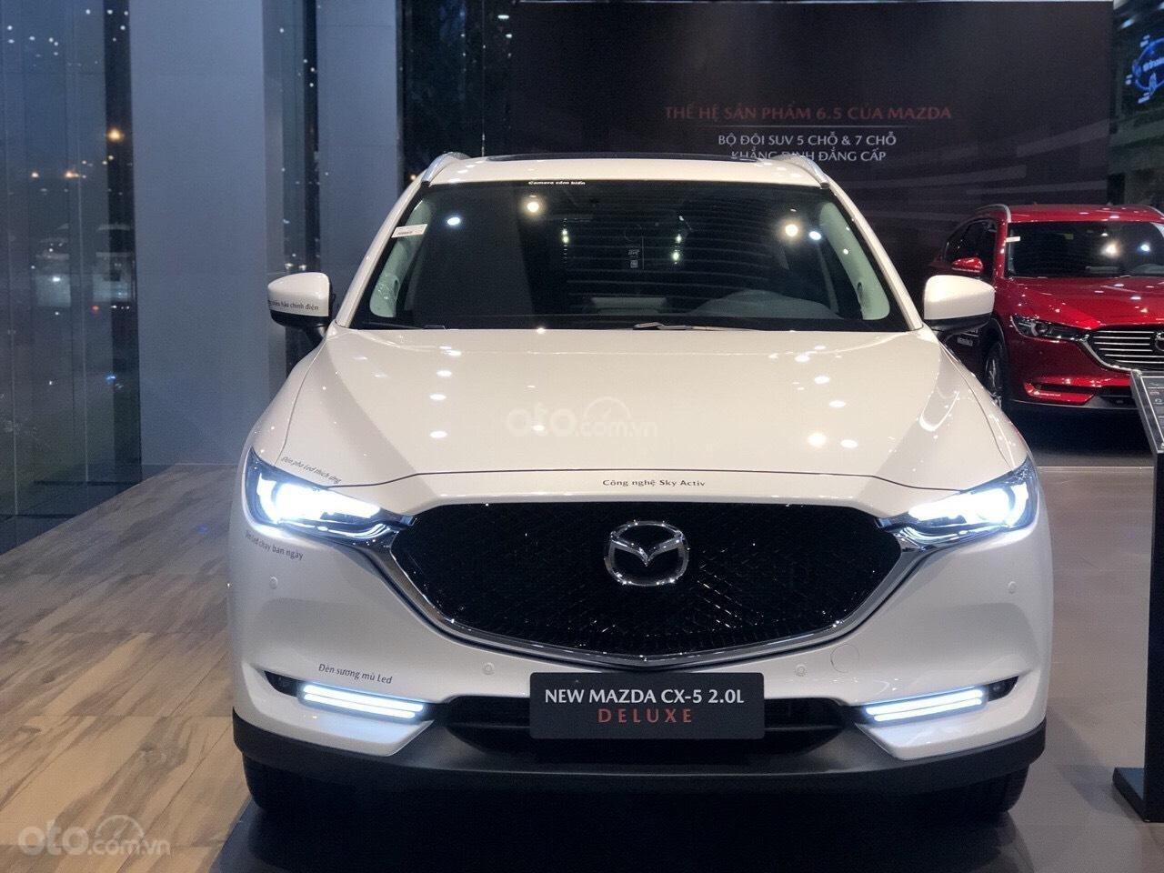 [Cực hot]: Ưu đãi new Mazda CX-5 từ 80tr + quà tặng - giao xe ngay - hỗ trợ trả góp cực ngầu (1)